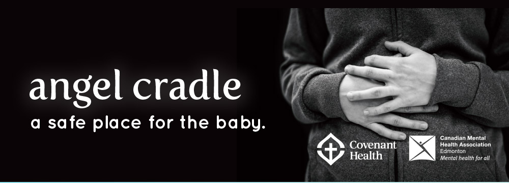 angel cradle - a safe place for the baby