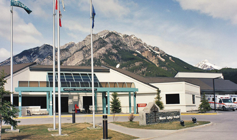 Banff Mineral Springs Hospital