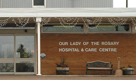 Our Lady of the Rosary Hospital
