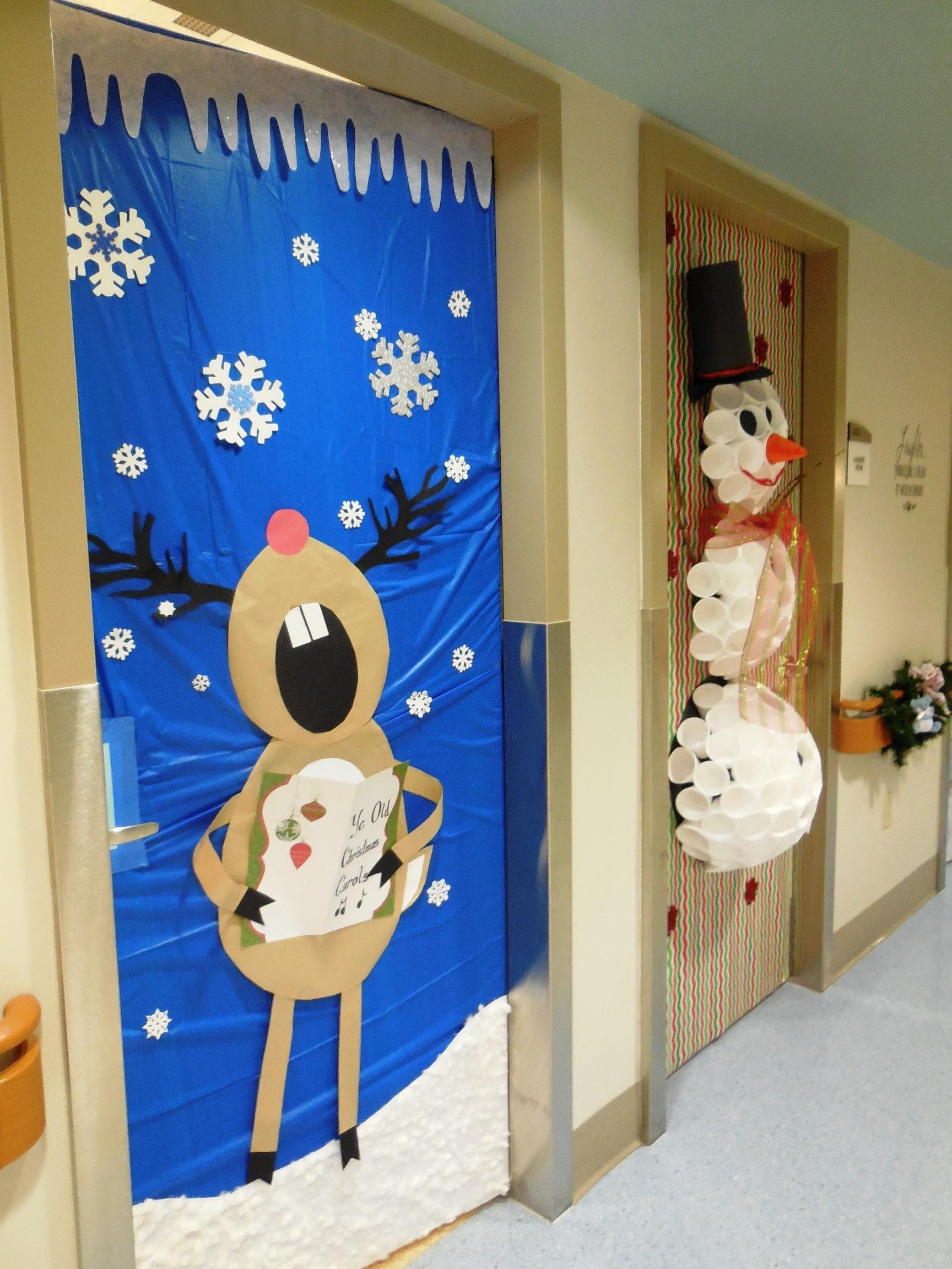 Deck The Halls At Grey Nuns Nicu Covenant Health