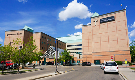 Grey Nuns Community Hospital Covenant Health