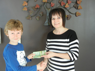 Covenant Health - One boy's donation is priceless to Bonnyville staff